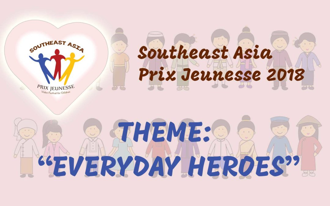 SEAPJ 2018 Theme: Everyday Heroes