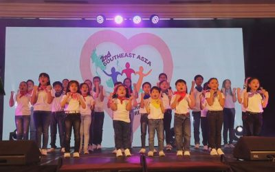 """A Brighter Horizon"" by Anak TV kids"