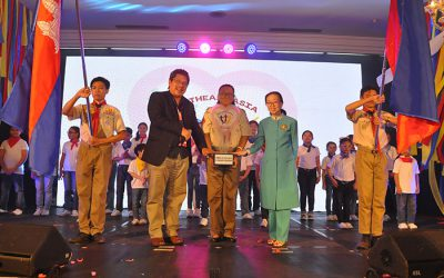 CAMBODIA HOSTS 3RD Southeast Asia Video festival for Children