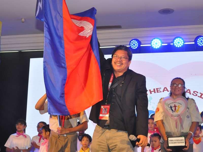 Chhay Bora - Governing Board Member Cambodia